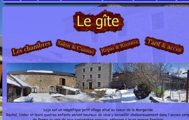 Gîte Les bouleaux nains en Lozère